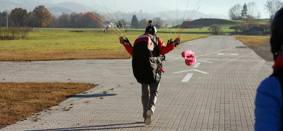 Paraglider Easy Quick
